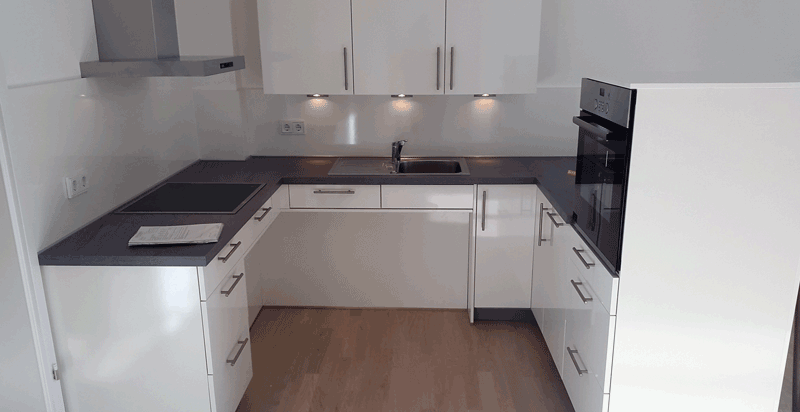 212 Küche behindertengerecht unterfahrbar
